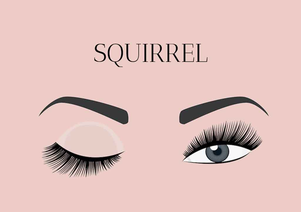 Luxury-Lashes-Blog-De-Meest-Verrassende-Looks-Squirrel